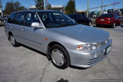 Low Km's 4cyl Wagon Mitsubishi Lancer, Drives Perfect!Rego.RWC. Northgate Brisbane North East Preview