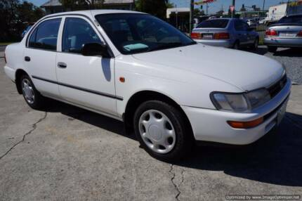 Toyota Corolla Hatch,Low Km's,Excellent Condition! Rego.RWC Northgate Brisbane North East Preview