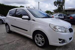 Beep Beep 2009 Holden Barina Hatch with low km's Northgate Brisbane North East Preview