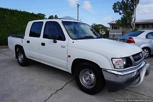 2004 Toyota Hilux Dual Cab Ute with Registration and RWC. Northgate Brisbane North East Preview