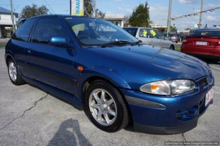 2003 XLS Proton Satria 3D Hatch,Low Km's,Rego.RWC.Warranty Northgate Brisbane North East Preview