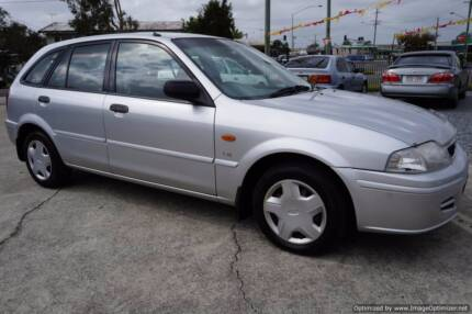 01 Ford Laser Hatchback,Neat Condition!Low Km's.Rego.RWC.Warranty Northgate Brisbane North East Preview