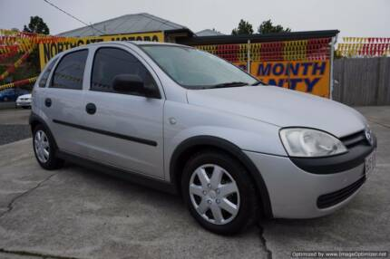 5D Auto Holden Barina Hatch,Great Condition!Rego.RWC.Warranty Northgate Brisbane North East Preview