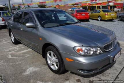 02 Nissan Maxima Sedan,Drives Perfect!Low Km's!Rego,RWC,Warranty Northgate Brisbane North East Preview