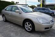 AUTOMATIC - HONDA ACCORD - 4-CYL - VTi - RWC - FINANCE AVAILABLE Northgate Brisbane North East Preview
