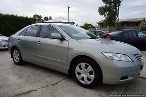 2007 Toyota Camry Sedan, 4-cyl Automatic with low km's Northgate Brisbane North East Preview