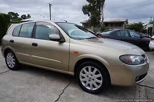 2004 Nissan Pulsar Q Hatch, Low Km's. Rego.RWC,12mth Warranty Northgate Brisbane North East Preview