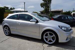 2007 Holden Astra Turbo Coupe with leather, Great Condition Northgate Brisbane North East Preview