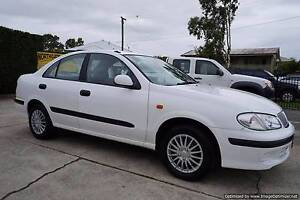 Automatic 99,000km's, 2002 Nissan Pulsar Sedan. Drive Away Northgate Brisbane North East Preview