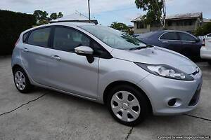 2010 Ford Fiesta Hatchback, Low Km's, Clean and Tidy! 6mths Rego Northgate Brisbane North East Preview