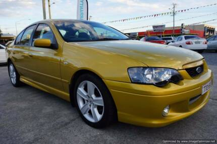 Manual XR6 Falcon,Nice Colour,Great Condition!Rego.RWC.Warranty Northgate Brisbane North East Preview