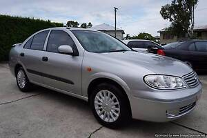 03 Nissan Pulsar Sedan, very tidy, straight with low km's Northgate Brisbane North East Preview