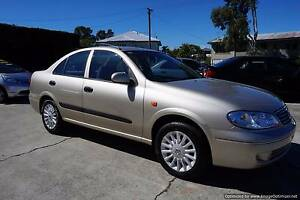 Automatic 2003 Nissan Pulsar Sedan. Tidy with low km's Northgate Brisbane North East Preview