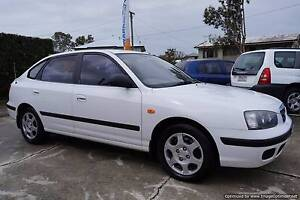 Automatic 2003 Hyundai Elantra Hatch, Great Condition!Drive Away Northgate Brisbane North East Preview