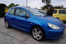 Automatic 2002 Peugeot 307 3D Hatch with Rego.RWC.Warranty Northgate Brisbane North East Preview