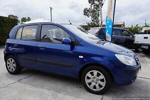 2007 Hyundai Getz 5D Hatchback,Automatic,Clean&Tidy! Drive Away Northgate Brisbane North East Preview