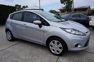2010 Ford Fiesta Hatchback, Clean and tidy with low km's Northgate Brisbane North East Preview