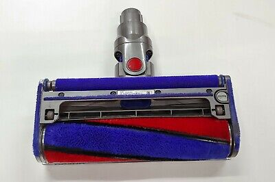 Dyson V6 DC59 Fluffy Motorized Soft Roller Cleaner Head for Hard Floor OEM used