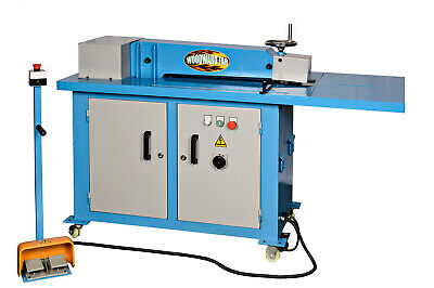 Woodward-fab Power Sheet Metal Slitter Cutter Shear Wfps16