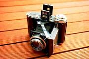 Zeiss Ikon Compact Folding 120mm film Camera. Nice and vintage! Greensborough Banyule Area Preview