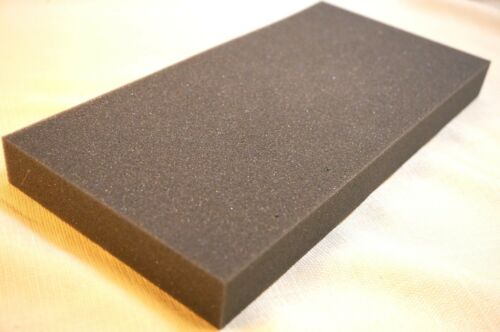 """LOT 1 2 4 6 8 Recycled foam packing block shipping protection pad 1"""" thick 5x12"""