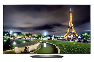 LG Electronics OLED65B6P Flat 65-Inch 4K Ultra HD Smart OLED TV  BUNDLE
