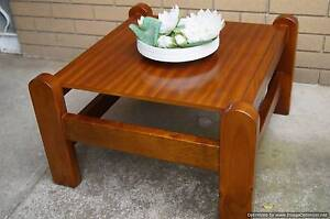 Vintage Retro Danish Coffee Table Brighton Bayside Area Preview