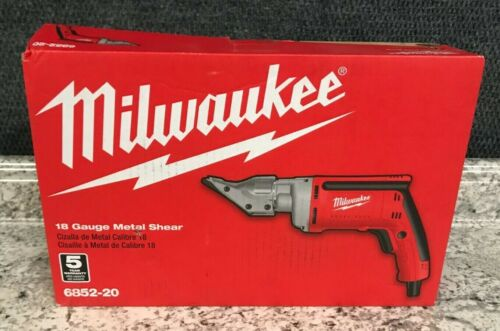 New Milwaukee 685220 18-Gauge Shear