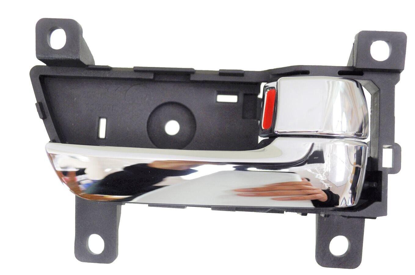 INEEDUP Door Handle Replacement for 2011-2015 Kia Sorento Exterior Rear Passenger Right Side Chrome