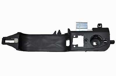 Exterior Outer Outside Door Handle Base Only Black Front Left Driver (Outside Door Handle Driver)