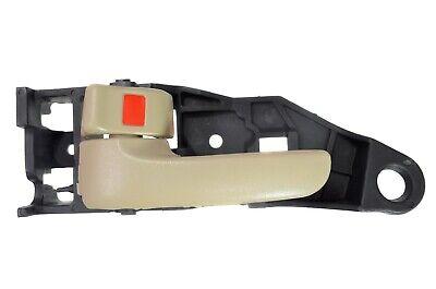 Interior Door Handle Driver Side (fits Toyota Solara Inside Interior Door Handle Beige Left Driver)