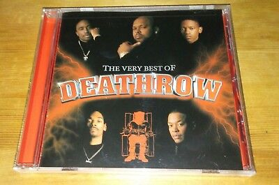 VARIOUS ARTISTS - THE VERY BEST OF DEATH ROW [CLEAN] [EDITED] [DIGIPAK] (The Very Best Of Death Row)
