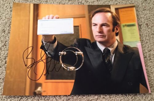 BOB ODENKIRK SIGNED AUTOGRAPH BETTER CALL SAUL 11x14 PHOTO A w/EXACT PROOF