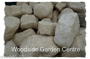 Decorative Large Cotswold Stone Garden Rockery Rocks