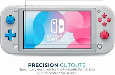 Nintendo Switch Lite 1x Tempered Glass HD Clear Anti-Scratch Screen Protector