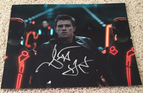 GARRETT HEDLUND SIGNED AUTOGRAPH DISNEY TRON LEGACY 11x14 PHOTO B w/EXACT PROOF