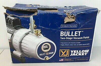 Yellow Jacket 93605 Bullet Single Phase 5 Cfm Vacuum Pump