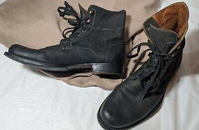 John Varvatos Leather Boots - Italy