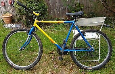 Raleigh 300 MTB 'Mountain Bike Team' Mountain Bike. Circa 1989/1990.