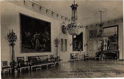 CPA  Collection Spéciale du Palais de Compiégne-Salon des Aides de Camp (291861)