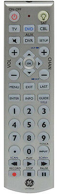NEW ! Universal TV REMOTE REPLACEMENT SAMSUNG LG SONY PANASO