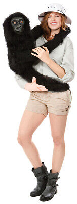 Baby Gorilla Arm Puppet Adult Costume Halloween Funny - Halloween Adult Baby Kostüme