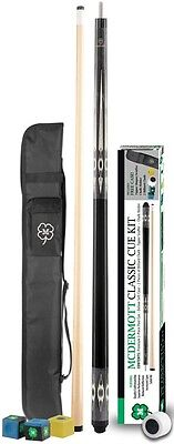 Mcdermott Classic Pool Cue Kit Pool Billiards With Free Shipping