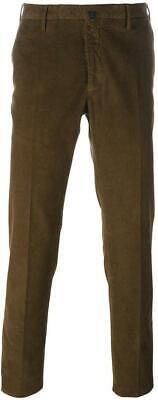 Incotex Venezia 1951 Brown Corduroy Trousers  - Trousers Pants Men Size 48