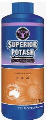 Cx Horticulture Superior Potash 5 Litre
