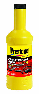Prestone Products As269y 6 Power Steering Fluid For Asian Vehicles  12 Oz