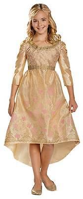 GIRLS DISNEY MALEFICENT AURORA CORONATION COSTUME DRESS - Aurora Maleficent' Kostüme