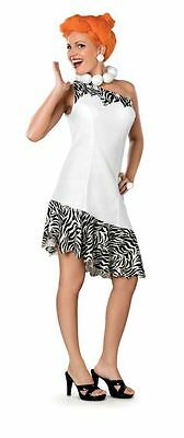 The Flintstones Wilma Flintstone Adult Womens Costume Dress Theme Halloween ()