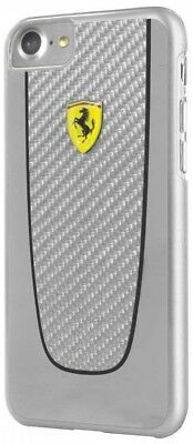Ferrari Pitstop Silver iPhone 7/8 Case