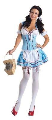 Kansas Cutie Body Shaper Sex Dorothy Erwachsene Damen - Dorothy Halloween Kostüm